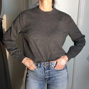 Banana Republic Extra Fine Merino Wool Sweater Top